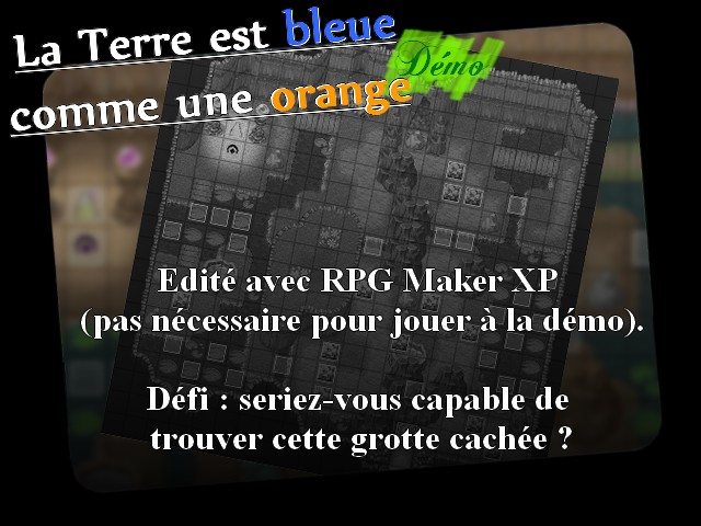 La Terre est bleue comme une orange - Démo Jour 1 S15-46c95e8